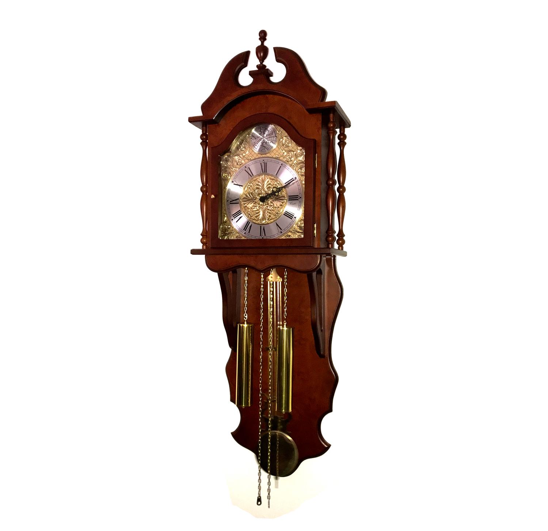 3ec51c861ef2 Reloj carrillón con péndulo cuarzo GALLO con carillón 116cm envío ...