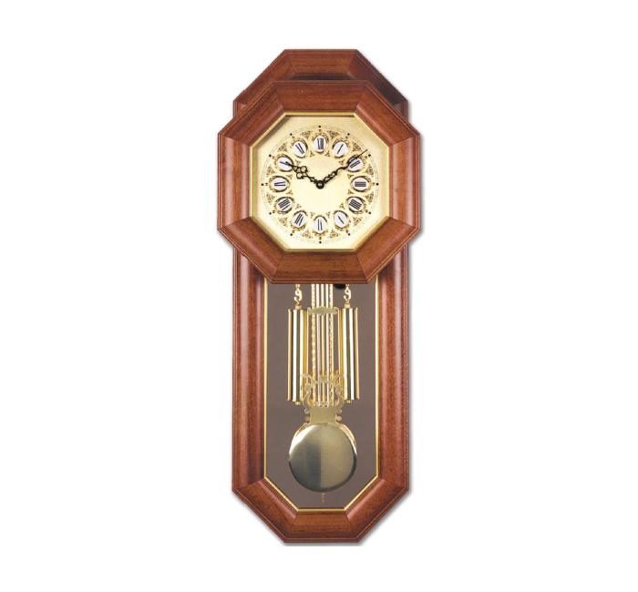 Reloj de pendulo westminster 97cm decorado cl sico envio - Maquinaria de reloj de pared con pendulo ...