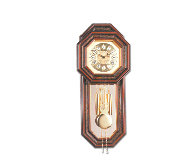 Reloj de pendulo decorado westminster 97cm cuarzo envio for Relojes de pared antiguos de pendulo
