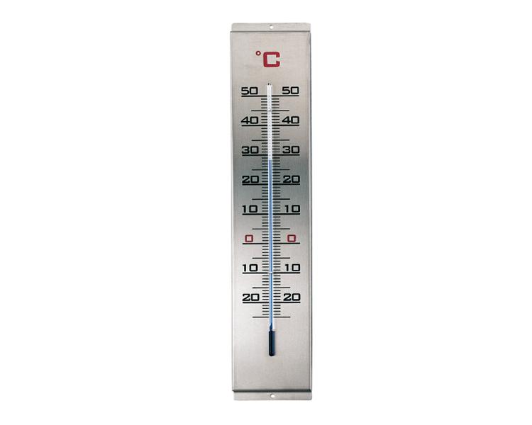 Termometro Atmosferico Inox 41cm Relojesdeco Scegli la consegna gratis per riparmiare di più. termometro atmosferico inox 41cm