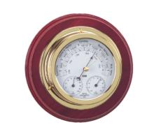 Barómetro higrómetro termómetro