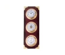 Reloj barómetro termómetro