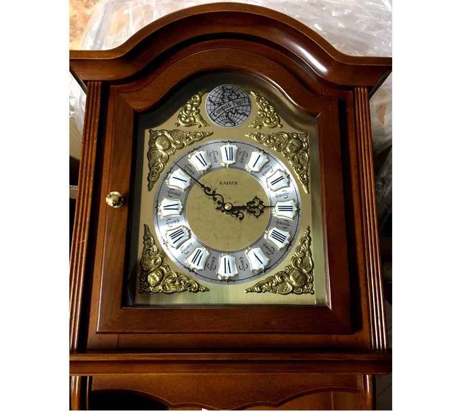 Reloj de p ndulo maquinaria seiko 85cm for Reloj de pared con pendulo
