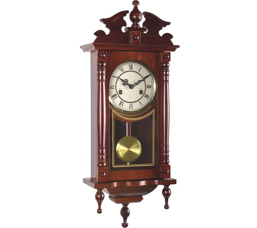 Reloj de p ndulo reloj de pared con pendulo mec nico for Relojes de pared antiguos de pendulo