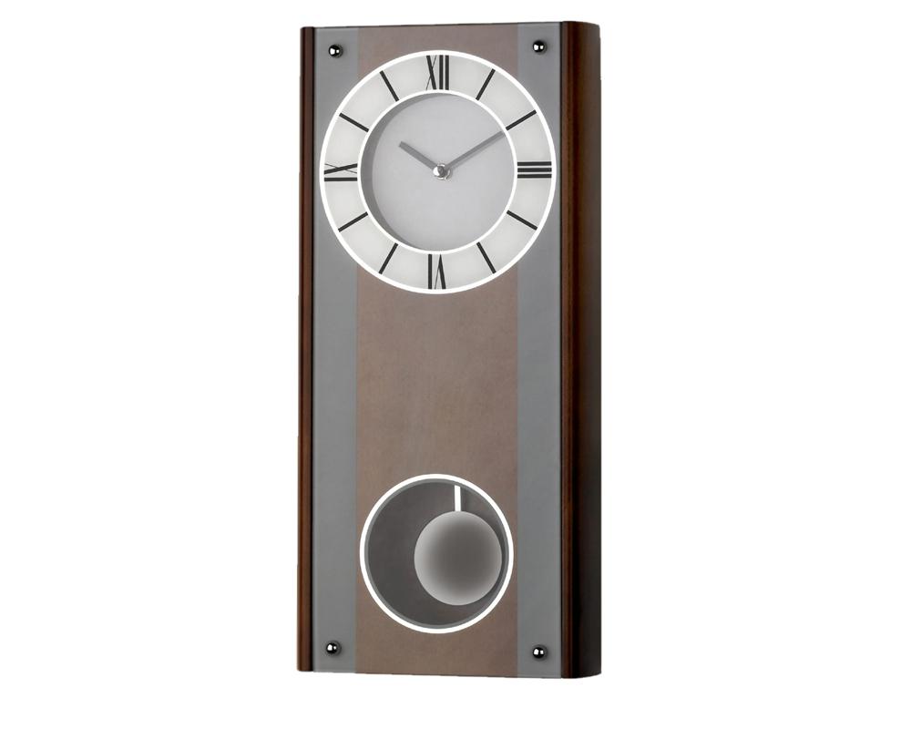Reloj de pendulo reloj de pared con pendulo cuarzo precioso - Relojes rusticos de pared ...