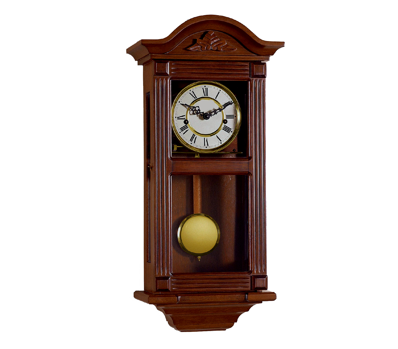 Reloj de pendulo de pared mec nico 66 cm alta calidad - Reloj de pared gigante ...