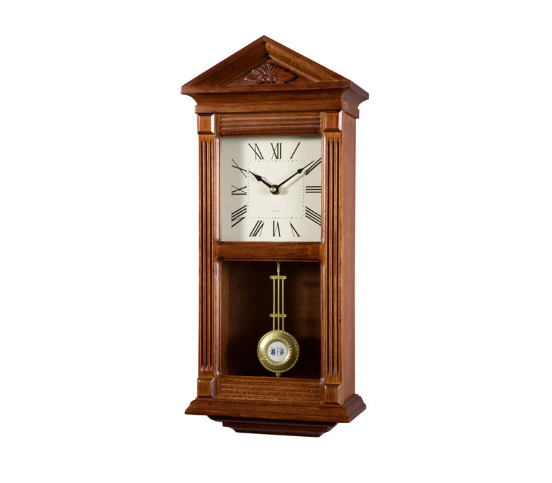 Reloj de pendulo de pared carrill n westminster 49cm n m - Reloj de pared vinilo ...