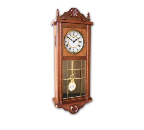 reloj de pared de pendulo mecánico